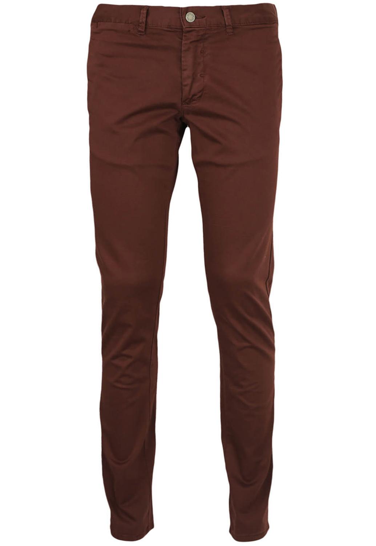 Pantaloni ZARA Riley Dark Red