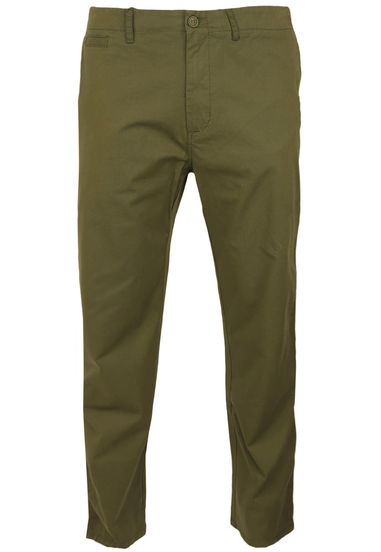 Pantaloni ZARA Don Dark Green
