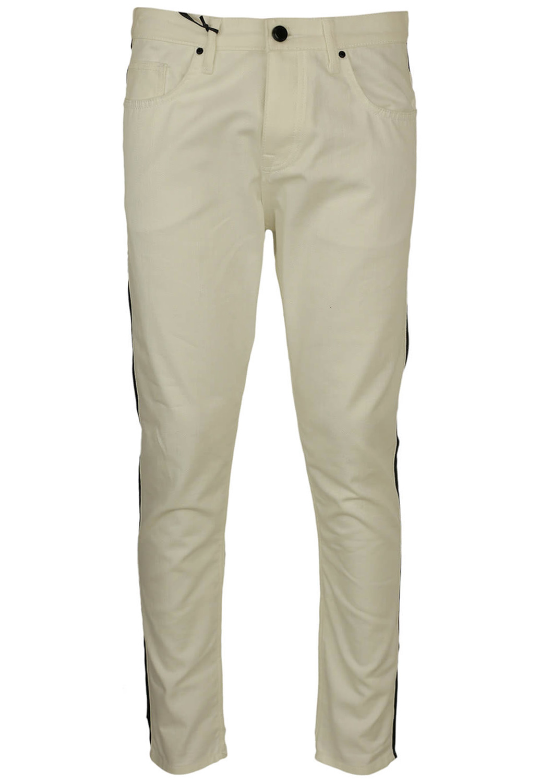 Pantaloni ZARA Ryle White