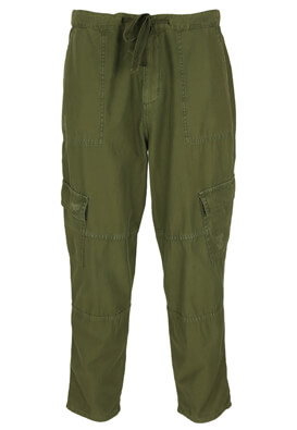 PANTALONI ZARA WENDY DARK GREEN