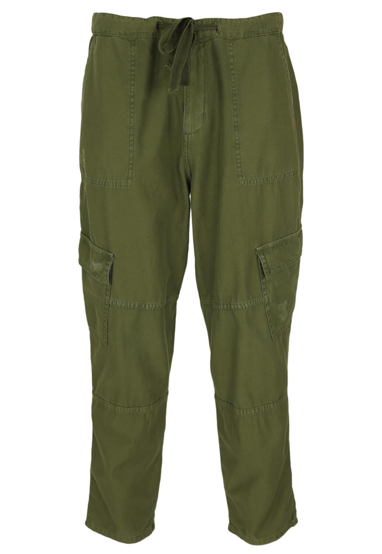 Pantaloni ZARA Wendy Dark Green