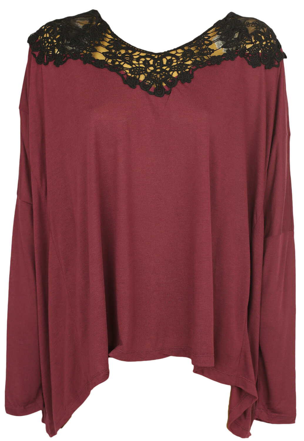 Bluza Vila Alma Dark Purple