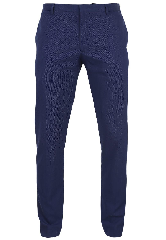Pantaloni de stofa ZARA Echo Blue
