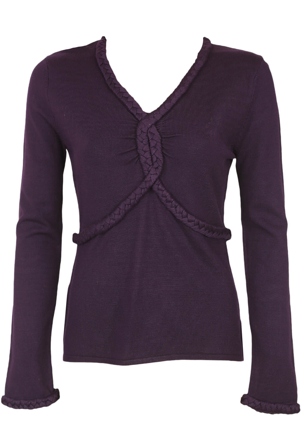 Bluza Miss Papillion Yvonne Dark Purple
