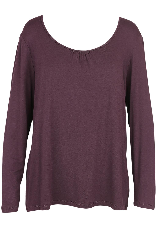 Bluza Grain de Malice Fiona Purple
