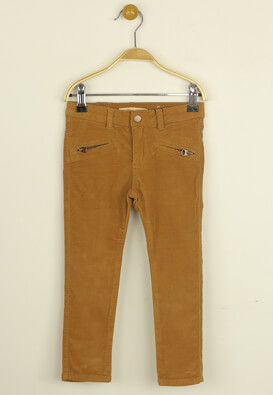 PANTALONI ZARA HAL LIGHT BROWN