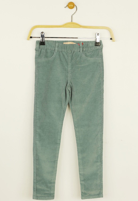 Pantaloni ZARA Jane Light Turquoise