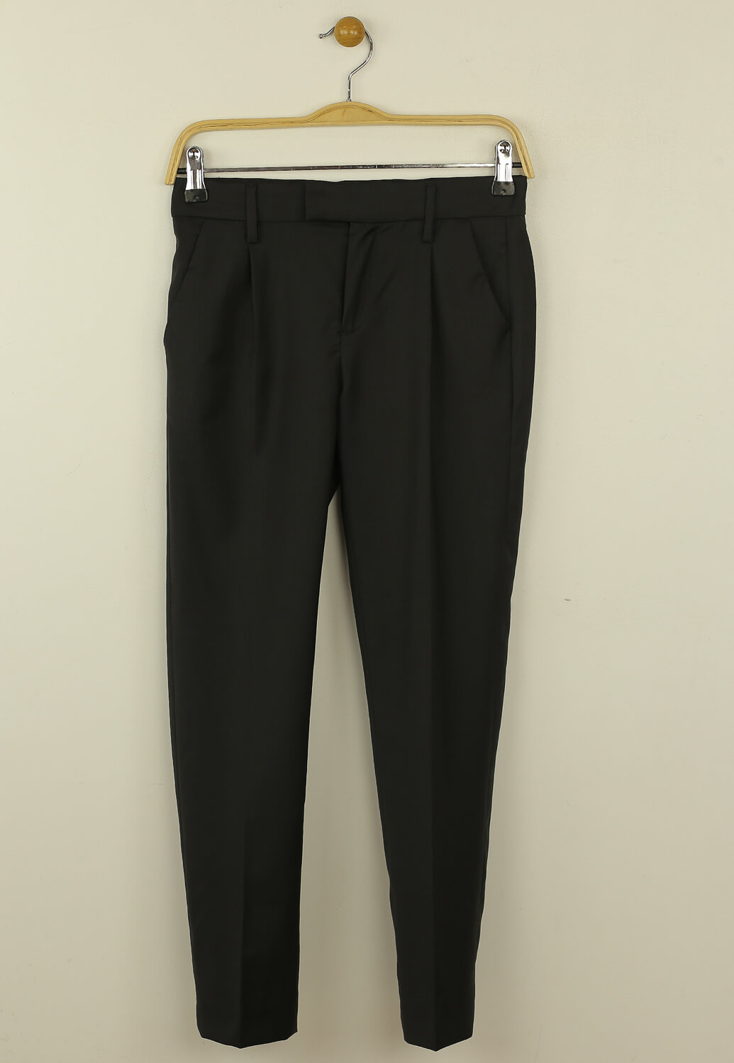 Pantaloni de stofa Zara Flies Grey