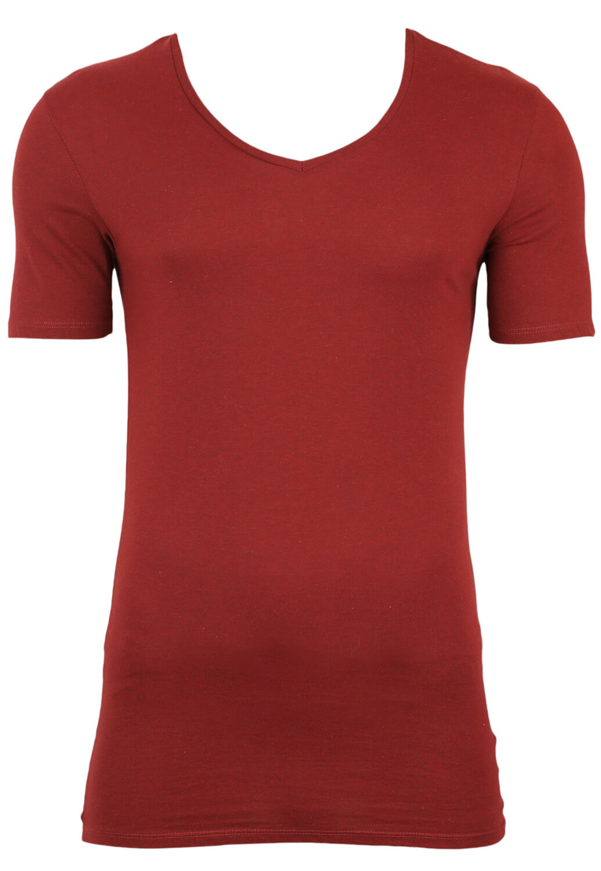 Tricou Bershka Riley Red