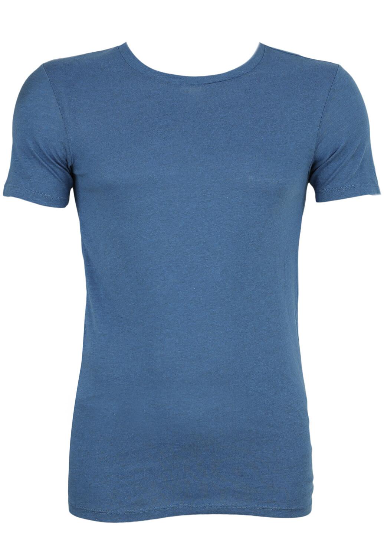 Tricou Bershka Tom Turquoise