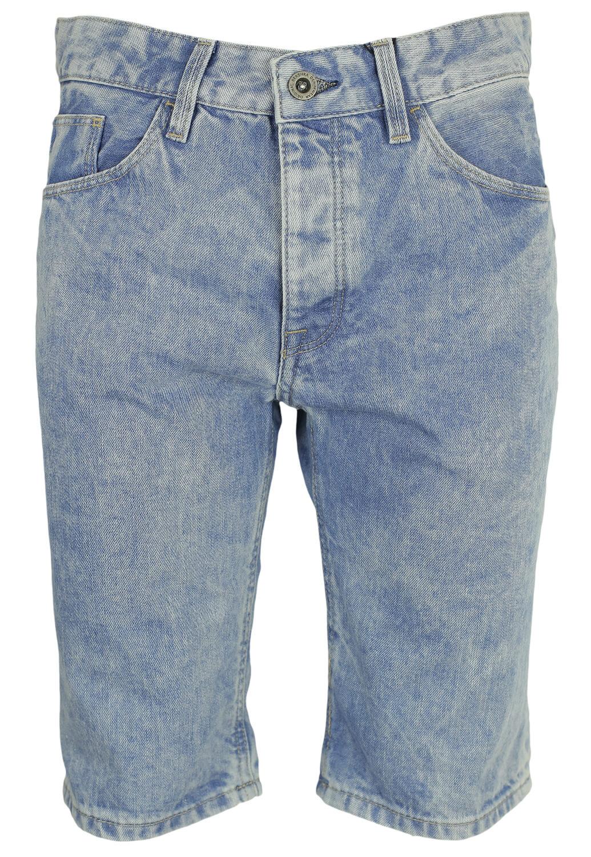 Pantaloni scurti Bershka Echo Blue