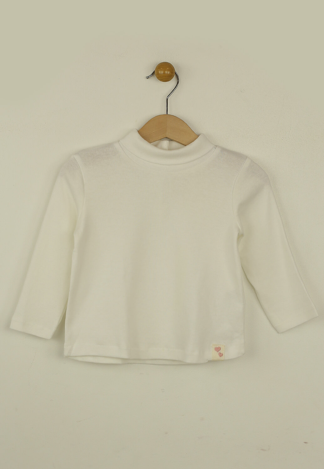Helanca ZARA Basic White
