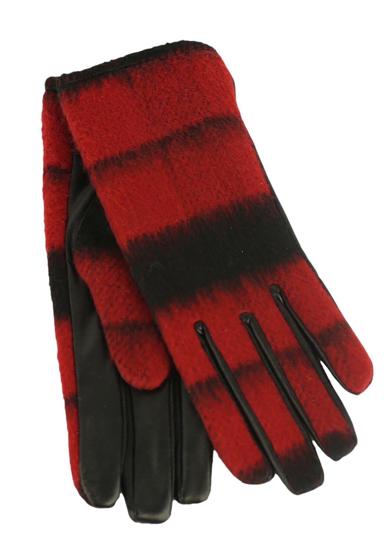 Manusi ZARA Enya Black and Red