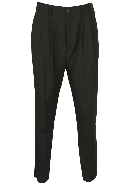 Pantaloni de stofa ZARA Chas Black