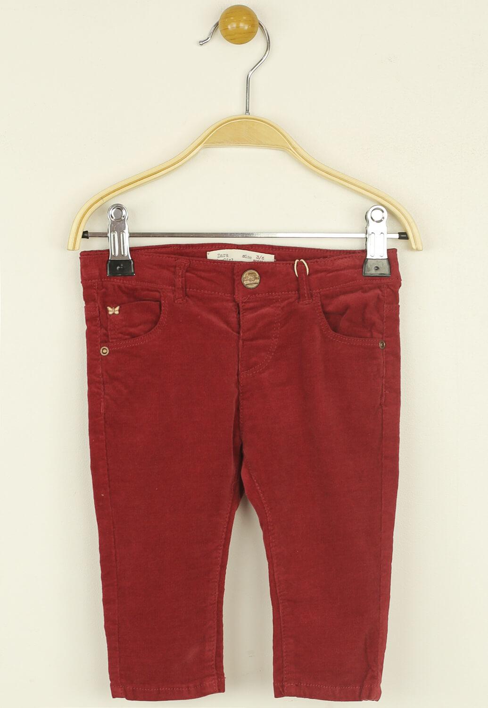 Pantaloni ZARA Sally Red