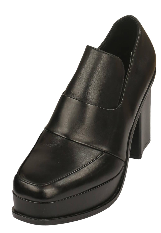 Pantofi piele ZARA Ciara Black