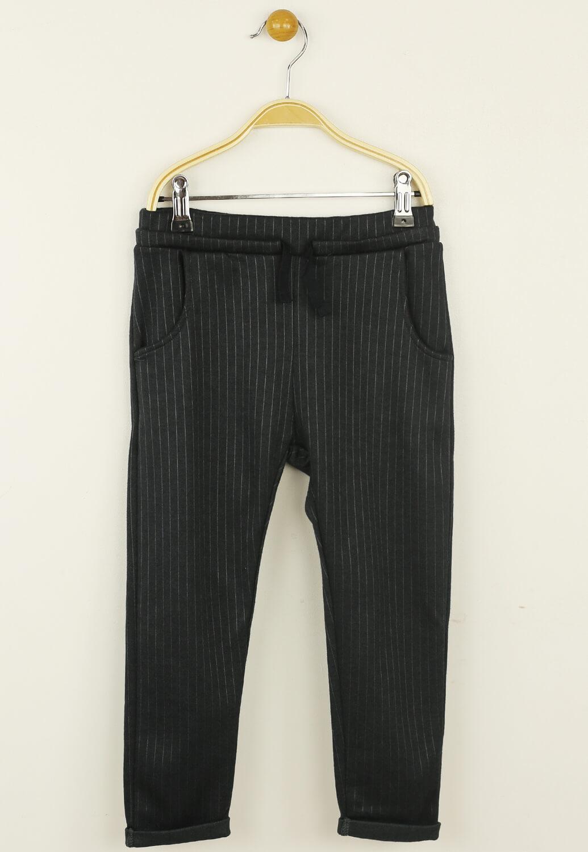 Pantaloni de stofa ZARA Lizzy Dark Grey