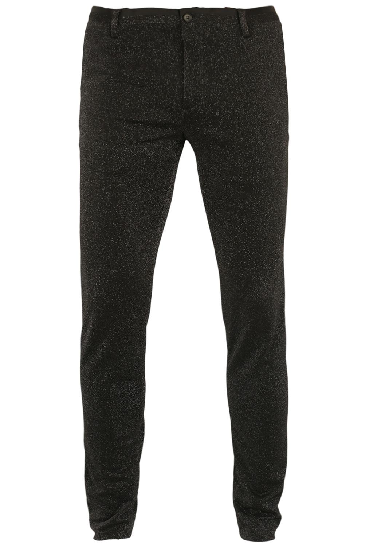 Pantaloni ZARA Shine Black