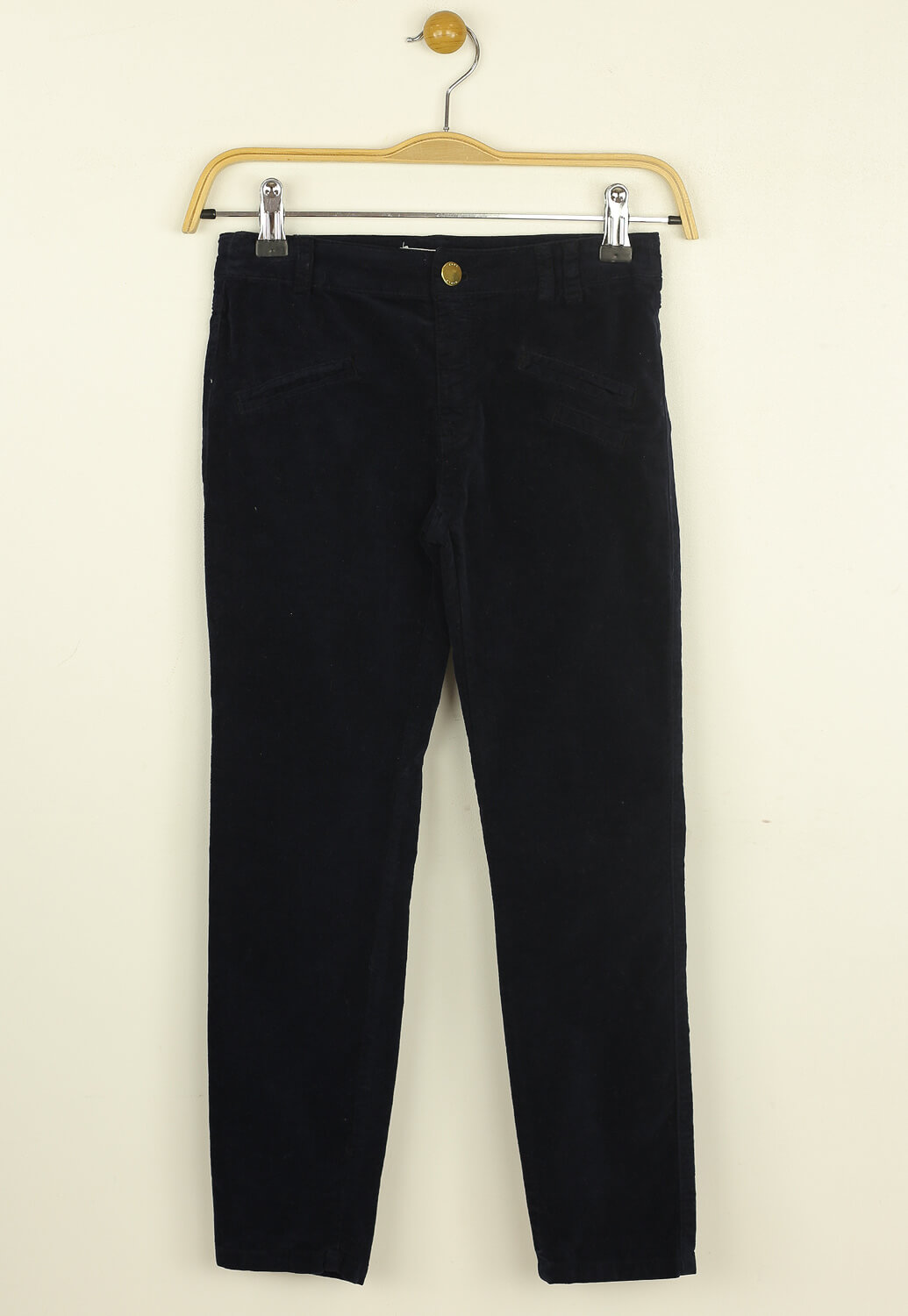 Pantaloni ZARA Kitty Dark Blue