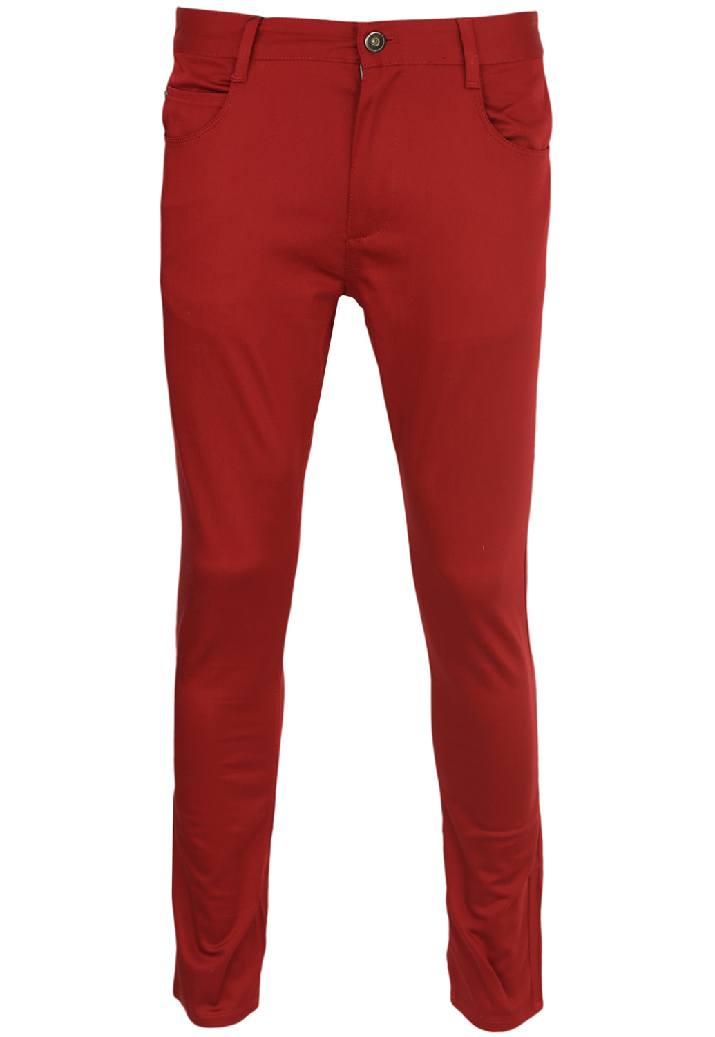 Pantaloni ZARA Tom Red