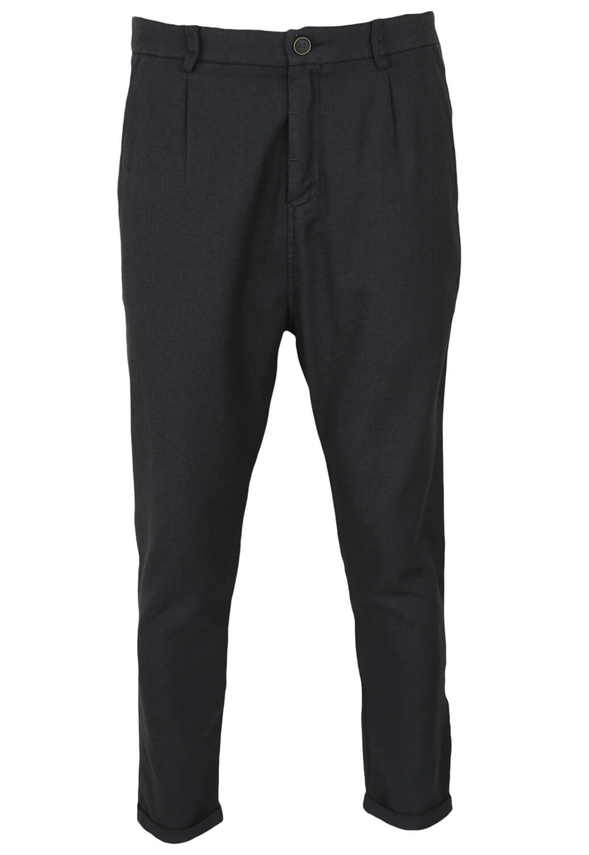 Pantaloni de stofa ZARA Larry Dark Blue