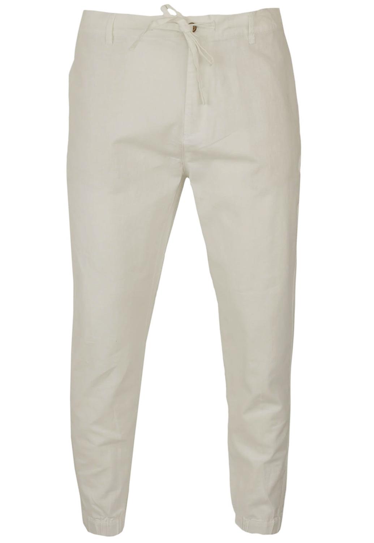 Pantaloni ZARA Butterfly White