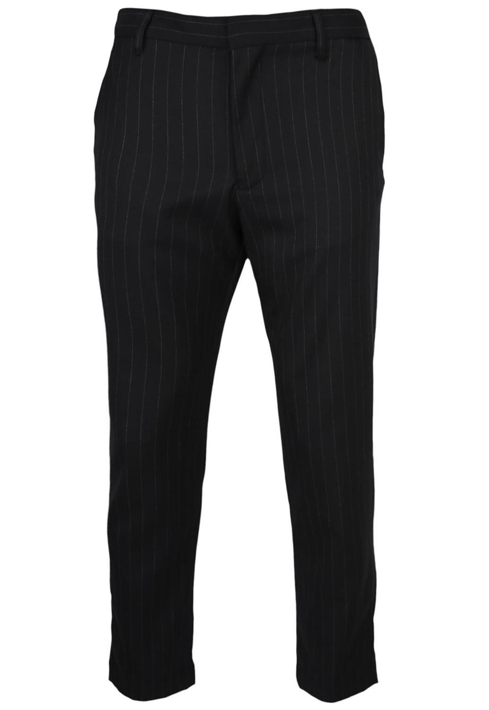 Pantaloni de stofa ZARA Nile Dark Blue