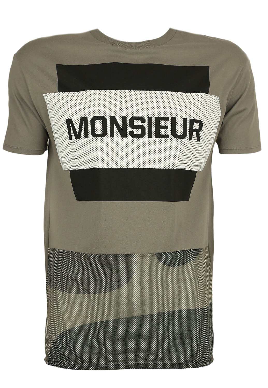 Tricou Bershka Monsieur Grey