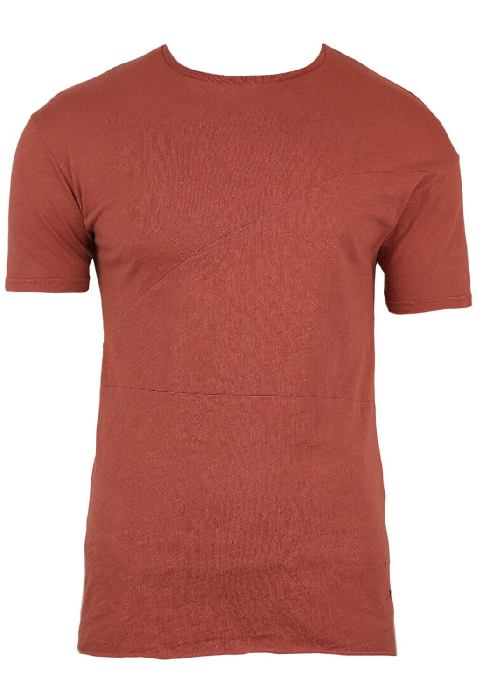 Tricou Bershka Tom Dark Pink