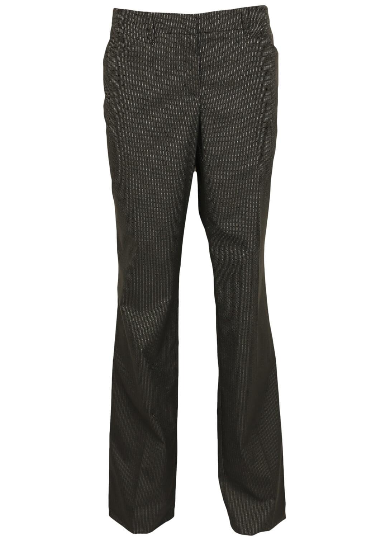 Pantaloni de stofa Comma Dina Black