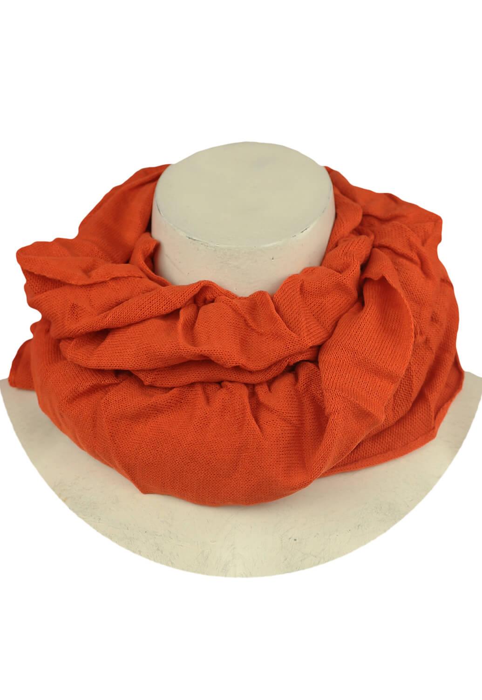 Fular Grain de Malice Enna Orange