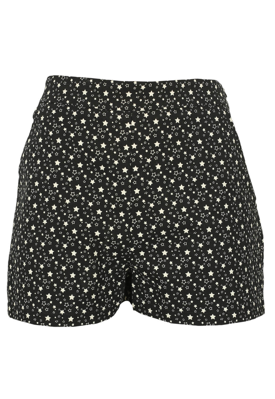 Pantaloni Scurti Zara Trish Black And White