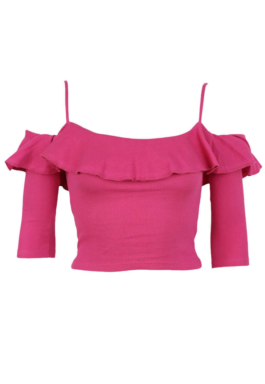Bluza ZARA Fay Dark Pink