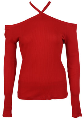 BLUZA ZARA ZOE RED