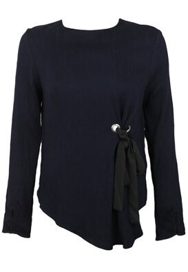 BLUZA ZARA HAILEY DARK BLUE