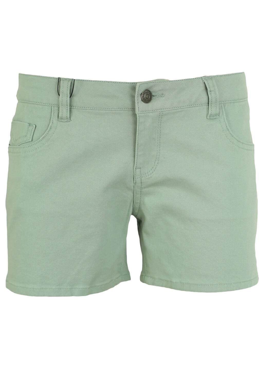 Pantaloni scurti Vero Moda Donna Light Green