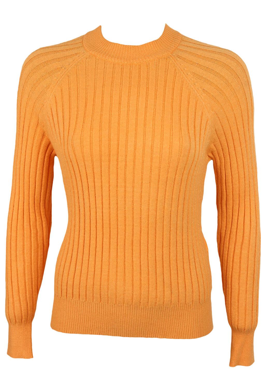 Pulover Vero Moda Vaiana Orange