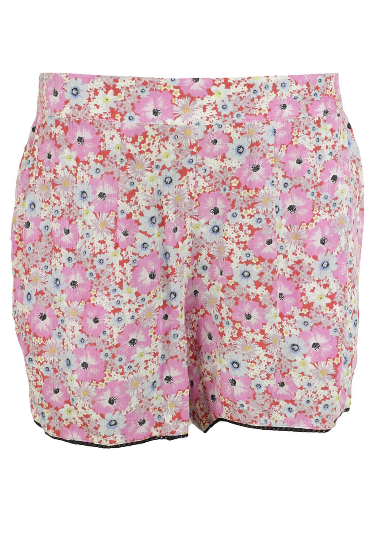 Pantaloni Scurti Vero Moda Kelli Pink