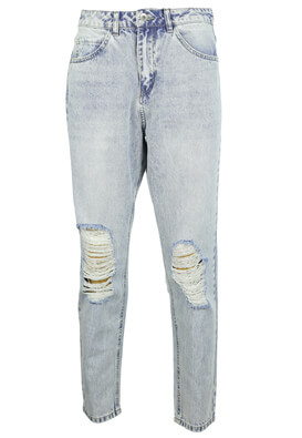 BLUGI VERO MODA SALLY LIGHT BLUE