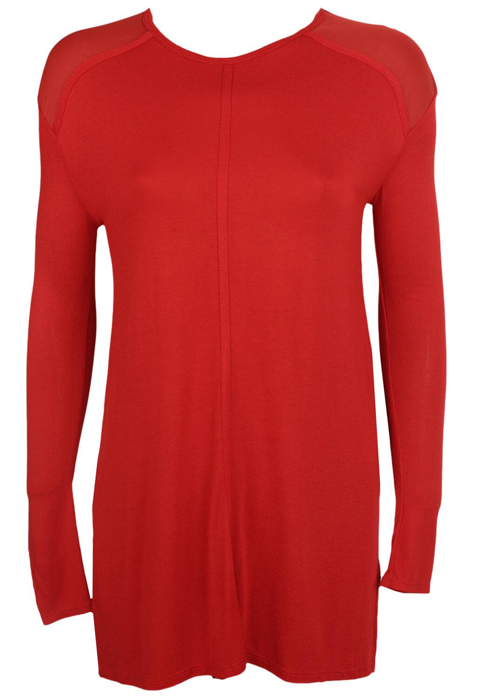 Bluza ZARA Ciara Red
