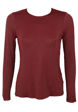 BLUZA ZARA HAILEY DARK RED