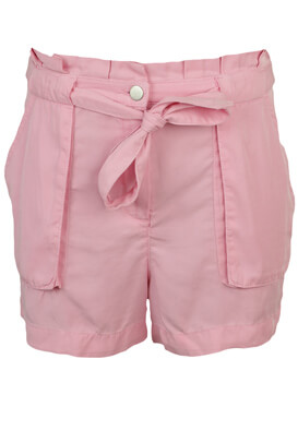 PANTALONI SCURTI PIMKIE TELA LIGHT PINK