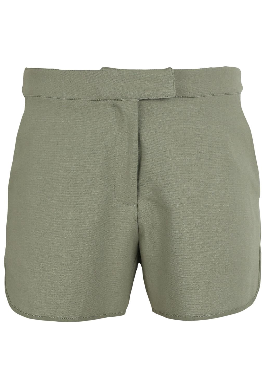 Pantaloni scurti Vila Patricia Light Green