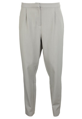PANTALONI VILA OLIVIA LIGHT GREY