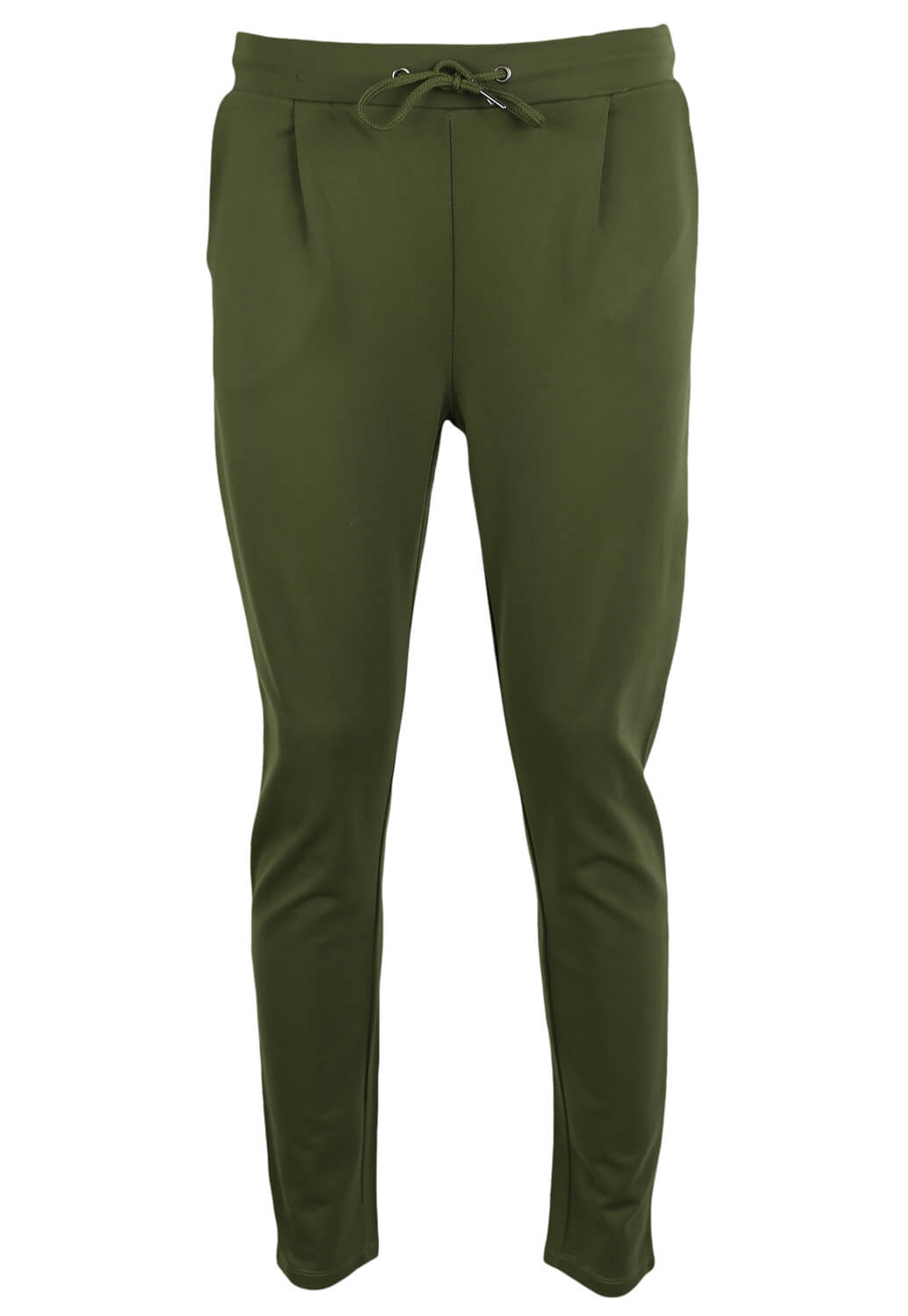 Pantaloni Vila Hailey Dark Green