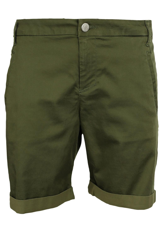 Pantaloni scurti Vila Gabriella Dark Green