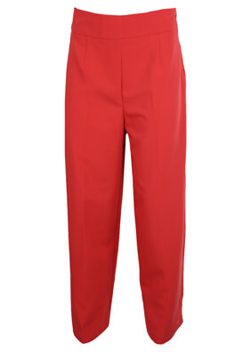 PANTALONI VILA ALICE RED