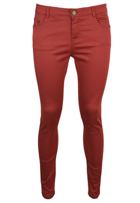PANTALONI PIMKIE LAURA DARK RED