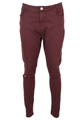 PANTALONI PIMKIE NITA DARK PURPLE