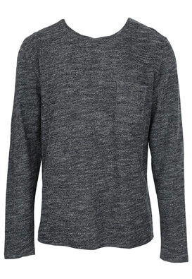 BLUZA ELVINE MARK DARK GREY
